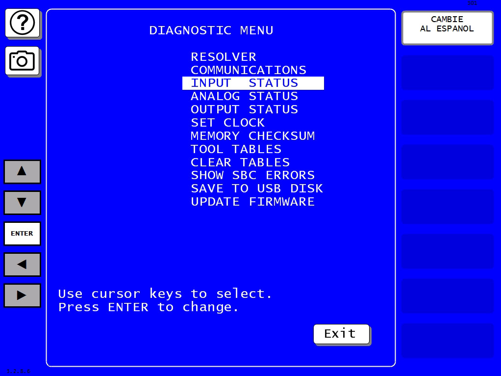 SmartPAC 2 Diagnostics