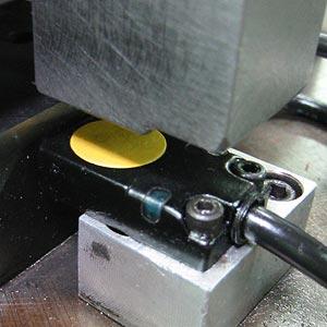 Low Profile Analog Proximity Sensor