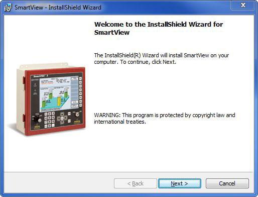 Smartview Setup