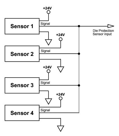 Sensors In Series Wiring Diagram Century Ac Motor Wiring