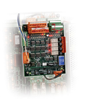 WPC 2000 - Option 2 Expansion Board
