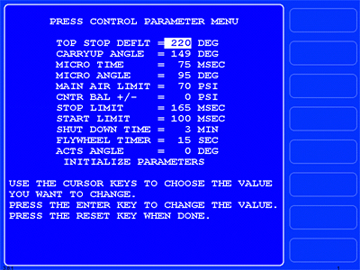 Screen shot of WPC 2000 integrated with SmartPAC 2